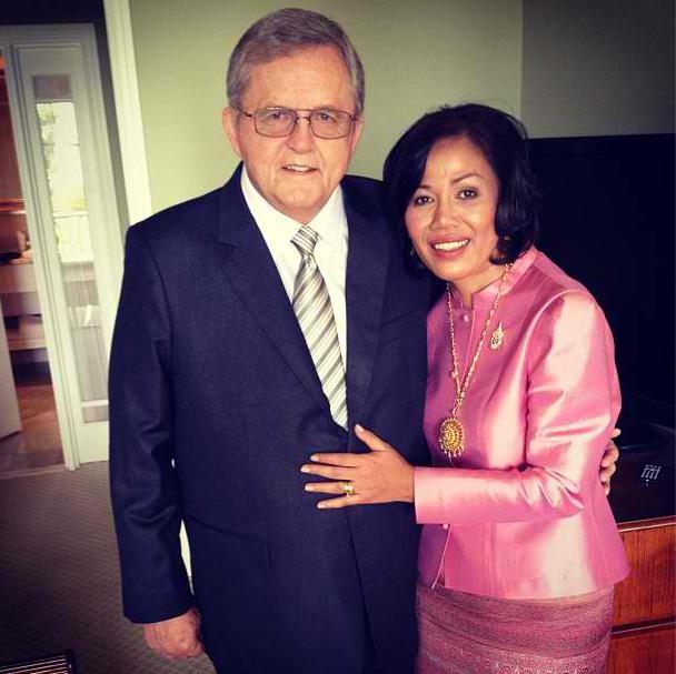 Chrissy Teigen's parents 2