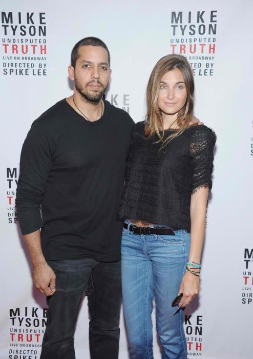 David Blaine & Alizee Guinochet