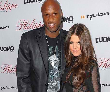 khloe kardashian and lamar