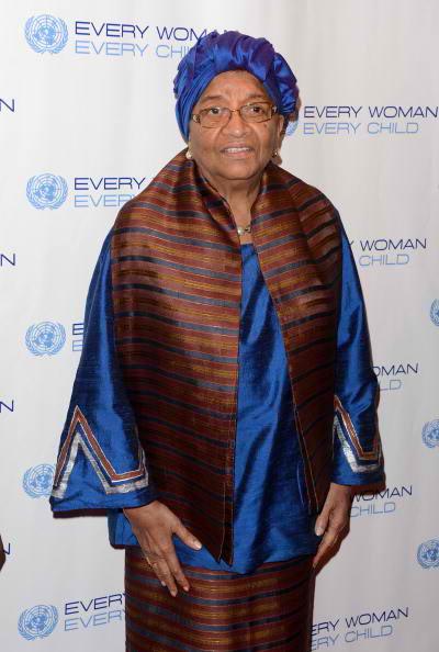 president of liberia ellen johnson sirleaf 2