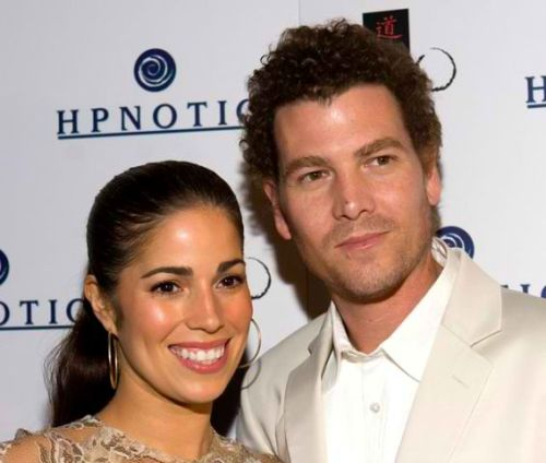 Ana Ortiz and Noah Lebenzon