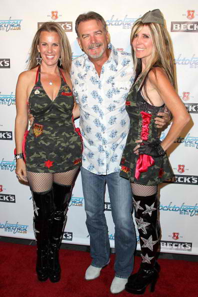 Bill Engvall rocktober fest red carpet