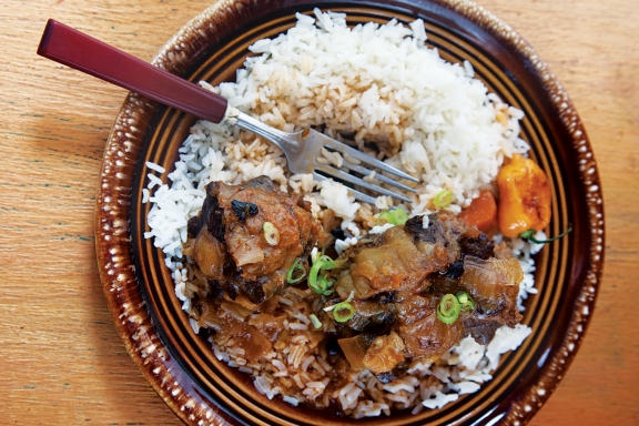 carribbean oxtail
