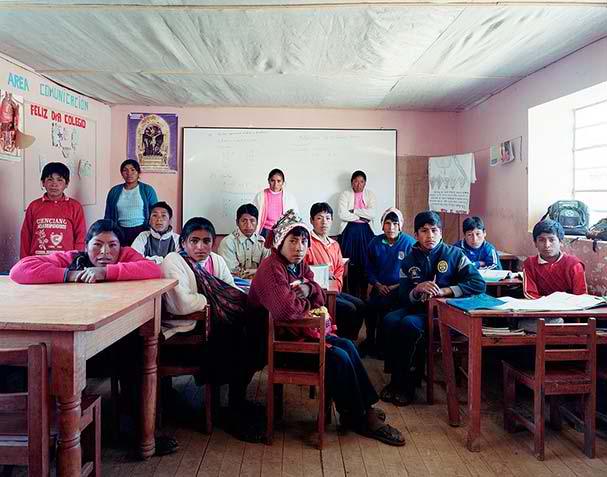 Classroom 11 Peru