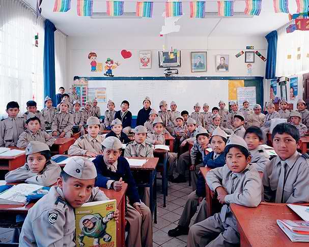 Classroom 12 Peru
