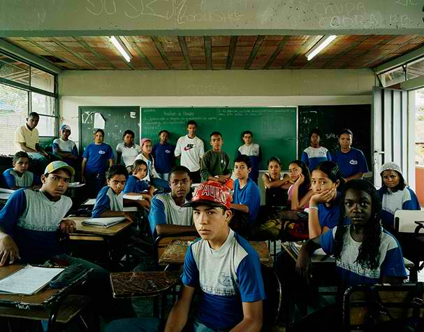 Classroom 14 Brazil
