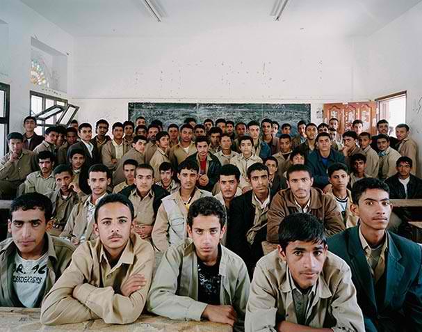 Classroom 19 Yemen