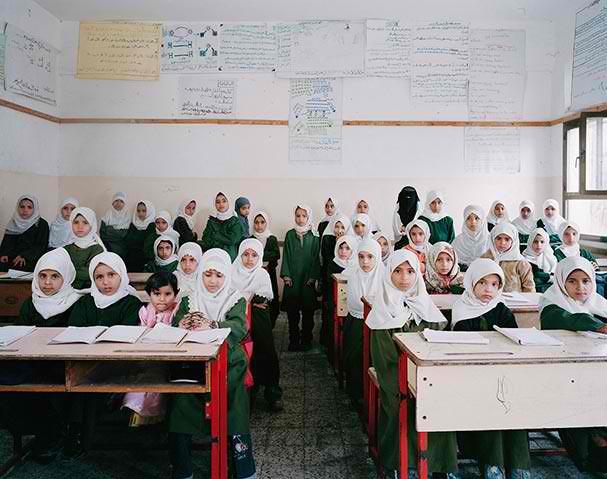 Classroom 20 Yemen