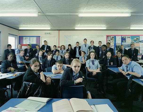 Classroom 25 England