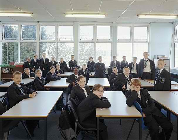 Classroom 26 England