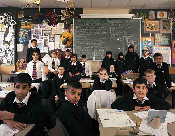 Classroom 27 England