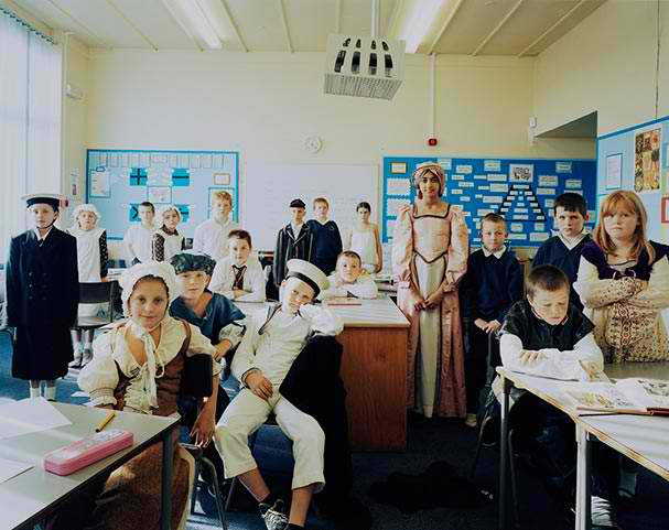 Classroom 28 England