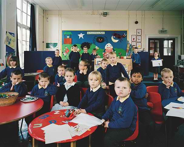 Classroom 30 England