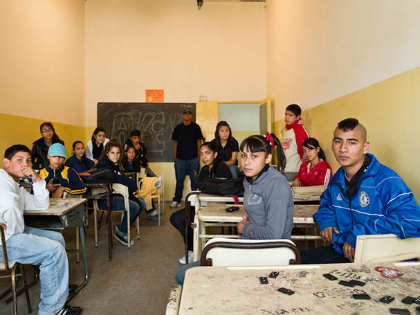 Classroom 4 Argentina