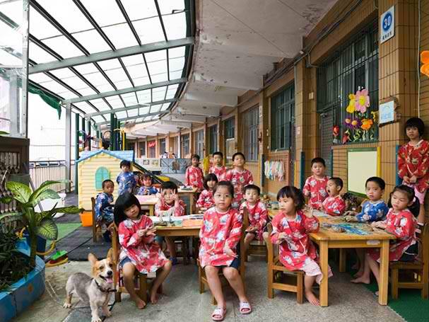 Classroom 5 Taiwan