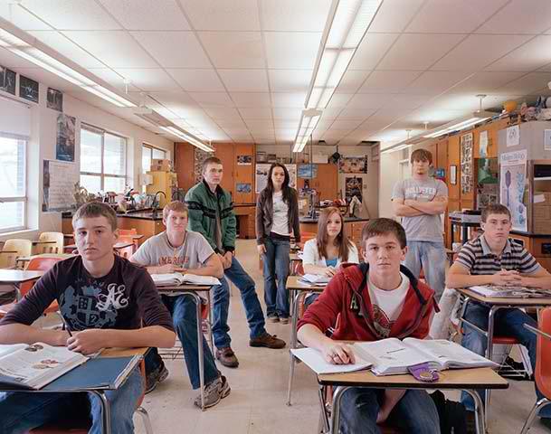 Classroom 8 Oklahoma