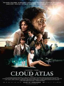 Cloud Atlas movie poster