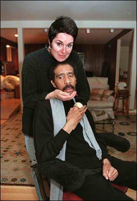 Jennifer and Richard Pryor