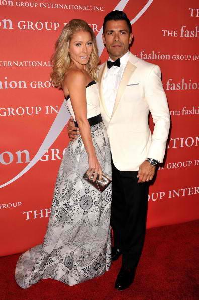 Kelly Ripa and Mark Consuelos Night of Star 1