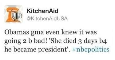kitchen aid tweet 2