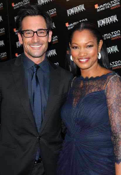 Lawrence Zarian and Garcelle Beauvais