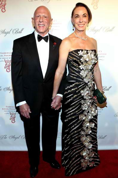Lester Smith and Sue Smith