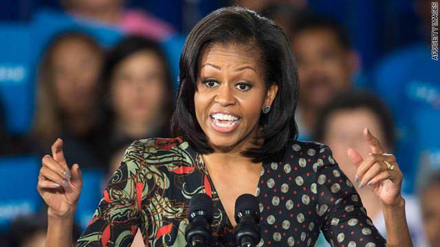 Michelle Obama nyc fundraiser