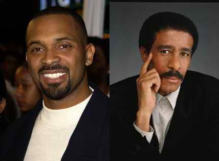 Mike Epps and Richard Pryor