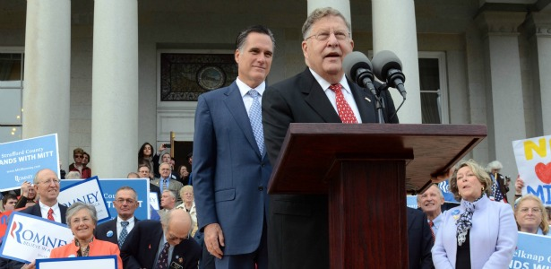 mitt romney and john sununu