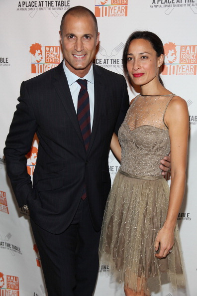 """Nigel Barker and Cristen Barker """"A Place At The Table"""" Annual Dinner Benefiting Homeless LGBT Youth"""