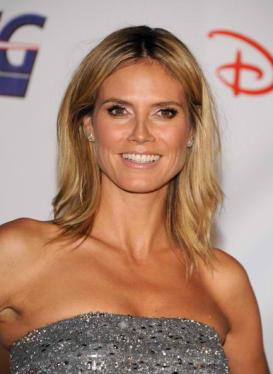 Noche honoree and Project Runway host Heidi Klum 2