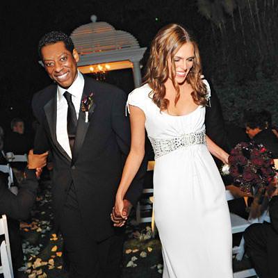 Orlando Jones & Jacqueline Staph