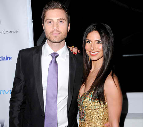 Roselyn Sanchez and Eric White 2