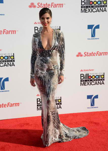 Roselyn Sanchez at the Billboard Mexican Music Awards 3