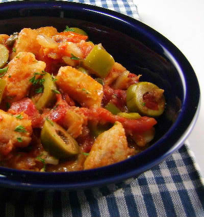 Salt Cod Stew