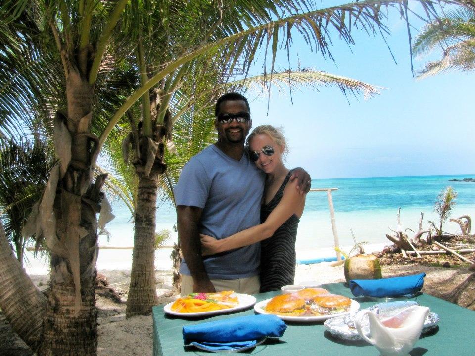 Alfonso Ribeiro honeymoon 3