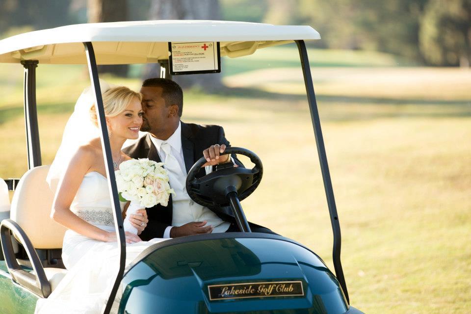 Alfonso Ribeiro wedding 10