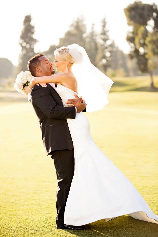 Alfonso Ribeiro wedding 11