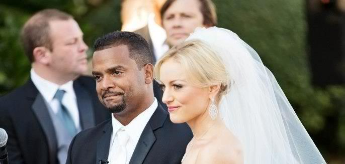 Alfonso Ribeiro wedding 5