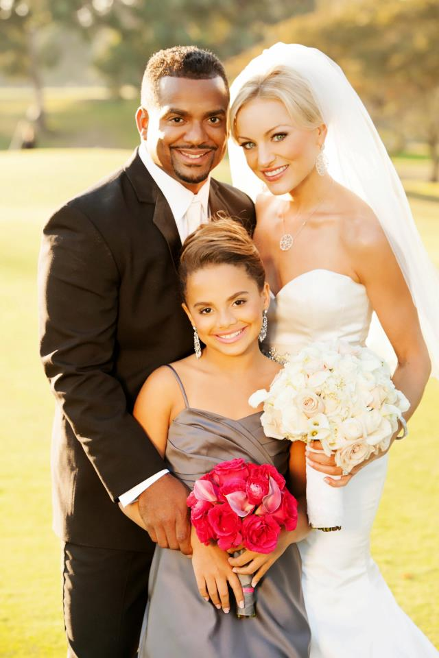 Alfonso Ribeiro wedding 6