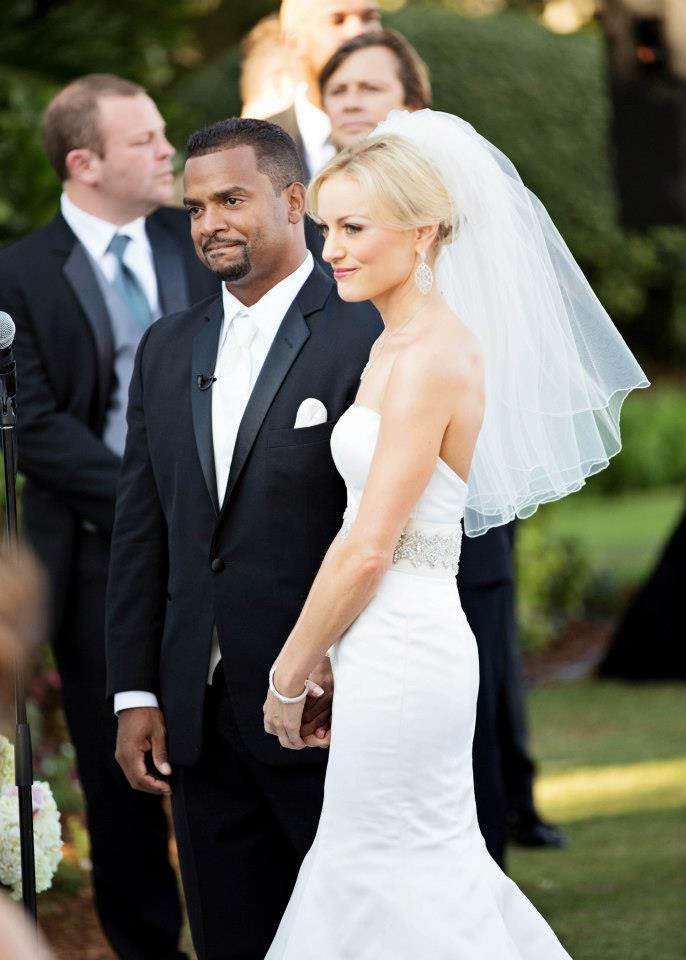 Alfonso Ribeiro wedding 7
