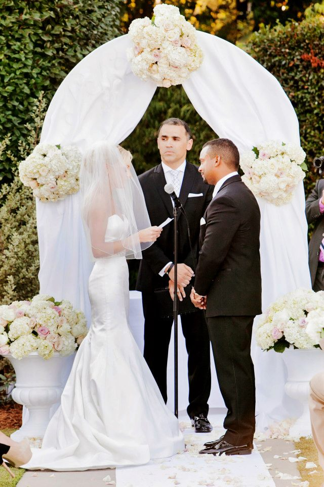 Alfonso Ribeiro wedding 8