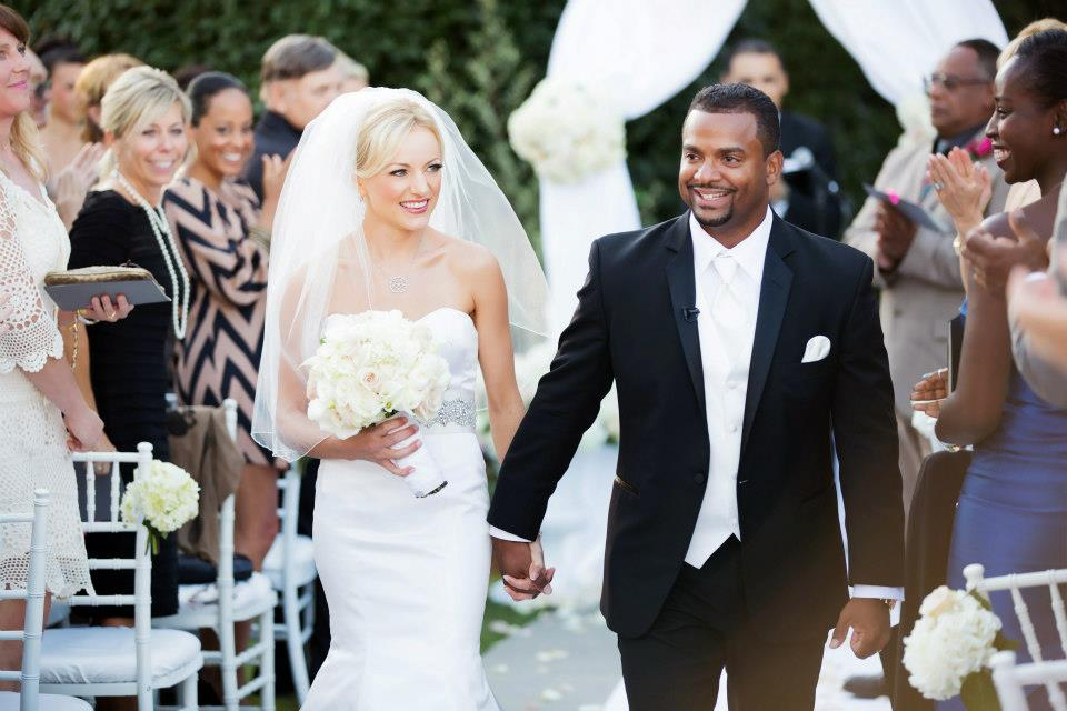 Alfonso Ribeiro wedding 9