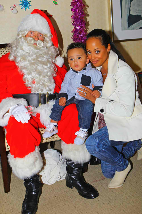 Essence Atkins and son Varro 1