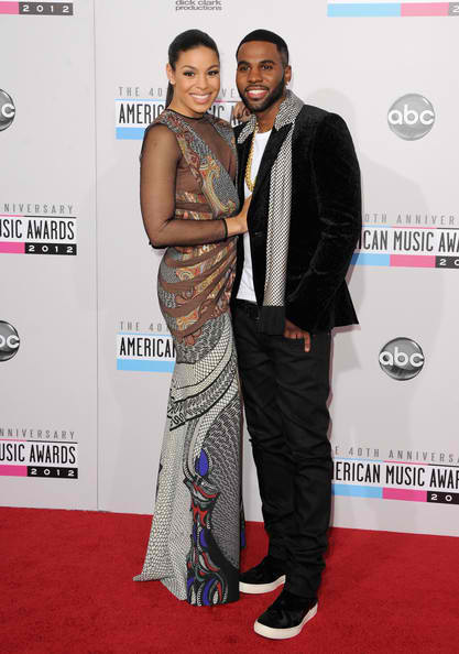 Jordin Sparks and Jason Derulo AMA 2012