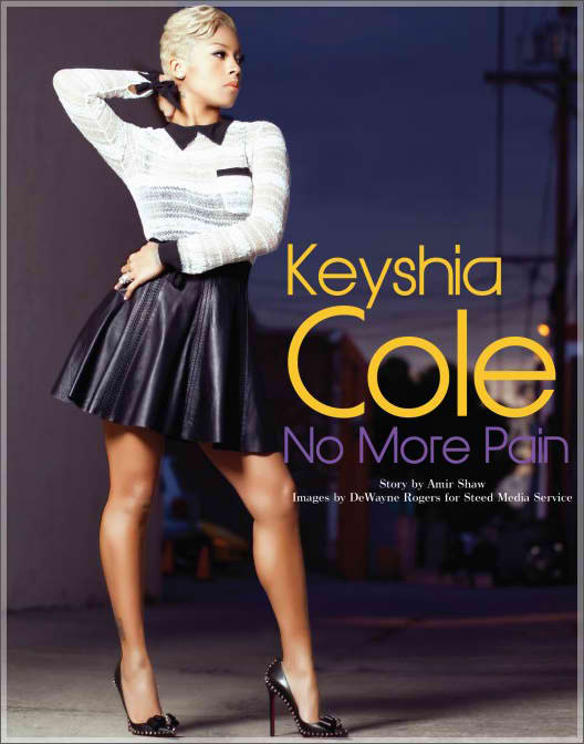 Keyshia Cole Rolling Out magazine 1