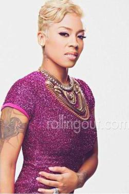 Keyshia Cole Rolling Out magazine 2