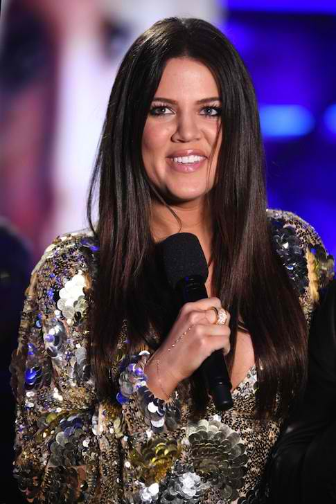 Khloe Kardashian x-factor 11-15-12