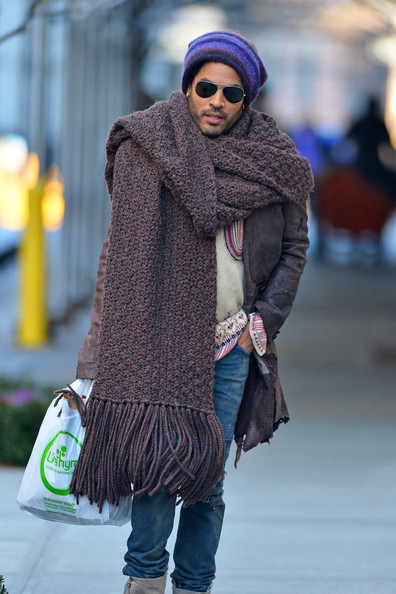 Lenny Kravitz out and about 3