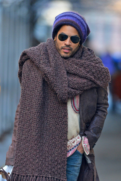 Lenny Kravitz out and about 4